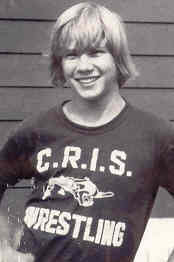 Lower Bucks County Champion (126 lbs.) 1974